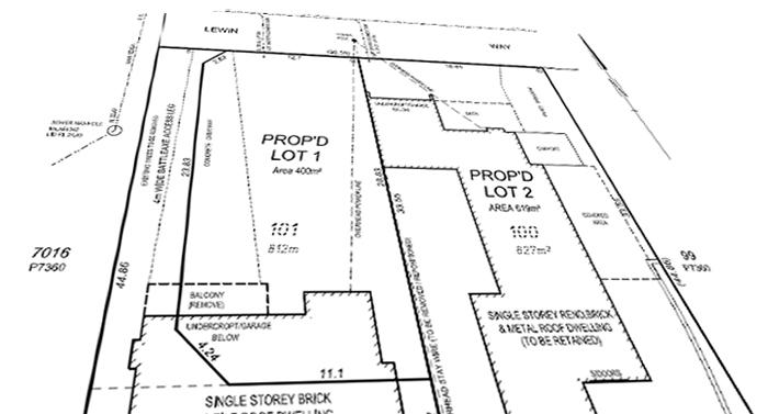 blueprint plan for a house